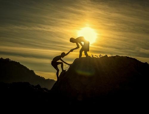 De kwaliteit in je relaties stimuleren, begint bij jezelf.